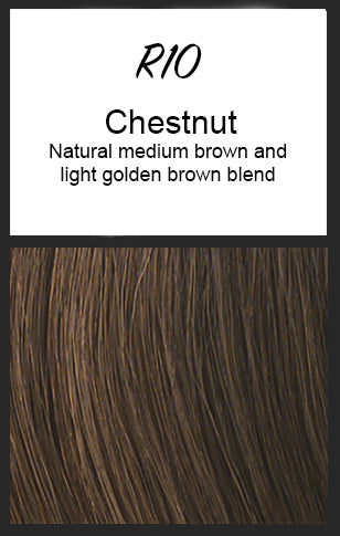 Infatuation by Raquel Welch, Color: R10 (Chestnut)