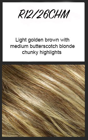 Autumn by Estetica, Color: R12/26CHM -- BEST DEAL!