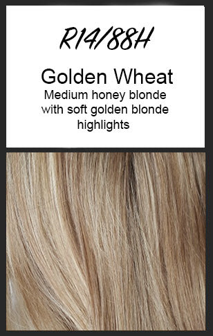 Voltage Elite by Raquel Welch, Color: R14/88H (Golden Wheat)