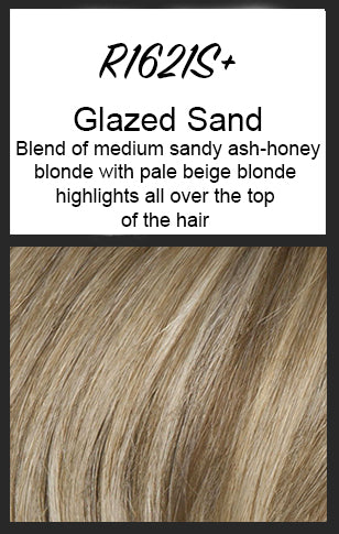 Voltage Elite by Raquel Welch, Color: R1621S+ (Glazed Sand)