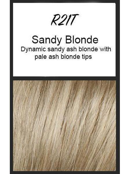 Power by Raquel Welch, Color: R21T (Sandy Blonde)