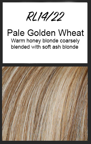 On Point by Raquel Welch, Color: RL14/22 (Pale Gold Wheat)