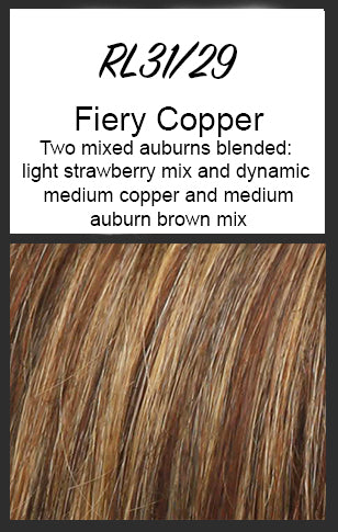 Editor's Pick by Raquel Welch, Color: RL31/29 (Fiery Copper)