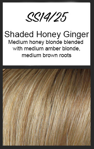 Boost by Raquel Welch, Color: SS14/25 (Shaded Honey Ginger)