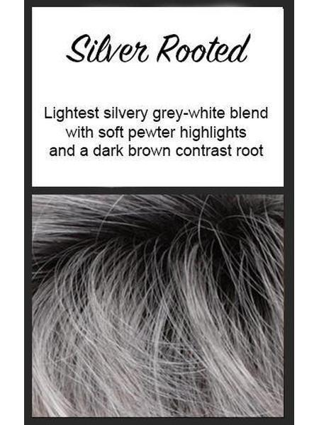 Citta Mono by Ellen Wille, Color: Silver Rooted