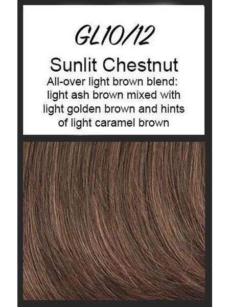 Soft & Subtle Average-Large by Gabor, Color: GL10/12 (Sunlit Chestnut)