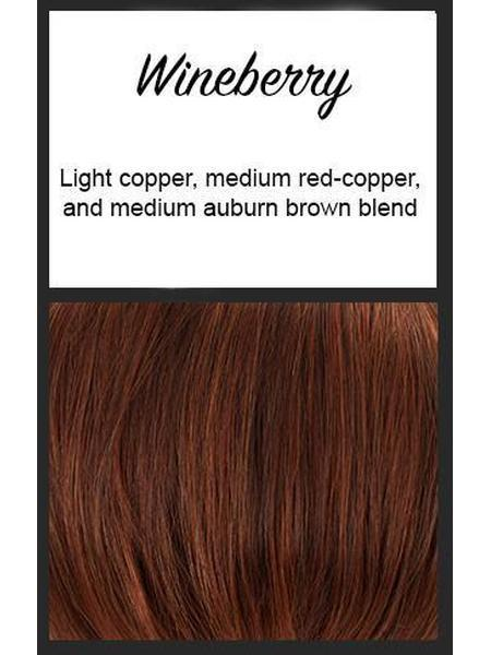 Cora by Tony of Beverly, Color: Wineberry