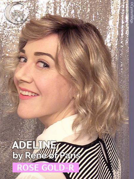 Adeline by Rene of Paris Hi Fashion, Color: Ice Blonde