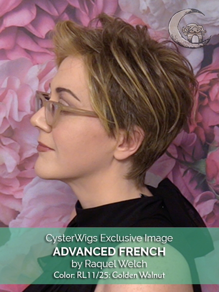 Advanced French by Raquel Welch, Color: RL6/30 (Copper Mahogany)