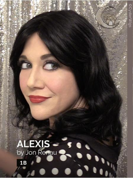 Alexis by Jon Renau, Color: 24B22 (Creme Brulee)
