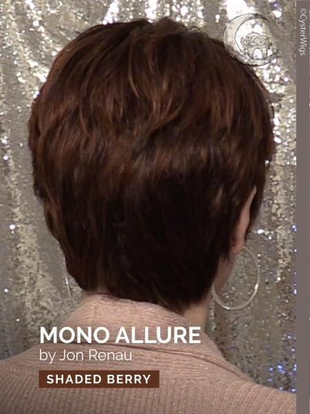 Allure Mono by Jon Renau, Color: 8RH14 (Hot Cocoa) -- BEST DEAL!
