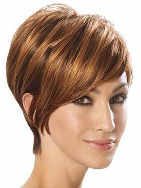 Angled Cut by HairDo, Color: R829S+ (Glazed Hazelnut) -- BEST DEAL!