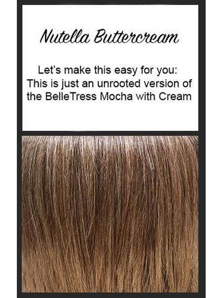 Arista by BelleTress, Color: Nutella Buttercream -- BEST DEAL!