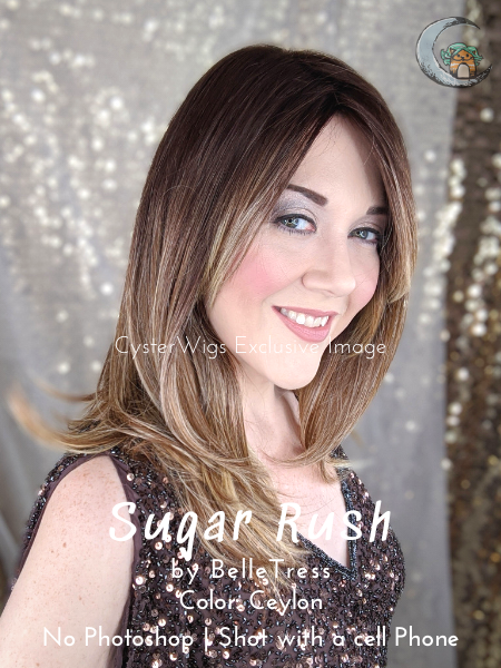 Balayage Collection | Sugar Rush by BelleTress, Color: Ceylon