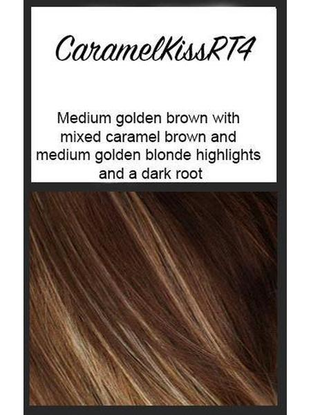 Blaze by Estetica, Color: Caramel KissRT4