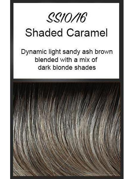 Brave the Wave by Raquel Welch, Color: SS10/16 (Shaded Caramel)