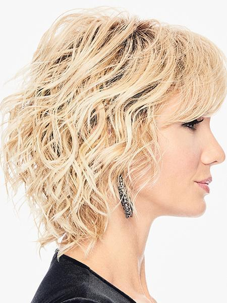 Breezy Wave Cut by HairDo in color: SS14/88 Shaded Golden Wheat