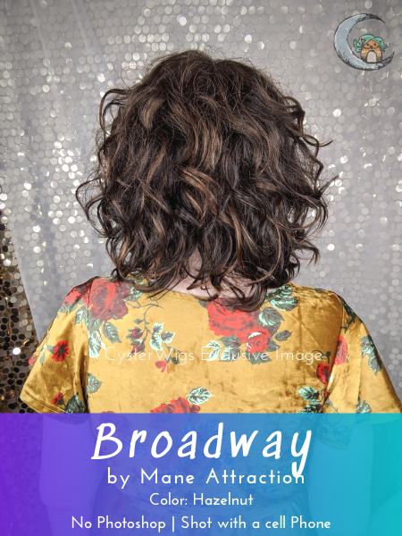 Broadway by Mane Attraction, Color: Champagne