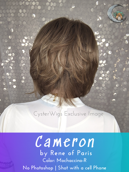 Cameron by Rene of Paris Hi Fashion, Color: Mochaccino-R