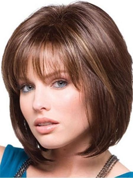 Cameron by Rene of Paris Hi Fashion, Color: Chocolate Frost -- BEST DEAL!