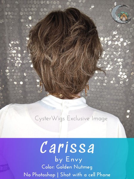 Carissa by Envy (Alan Eaton) in color: Golden Nutmeg