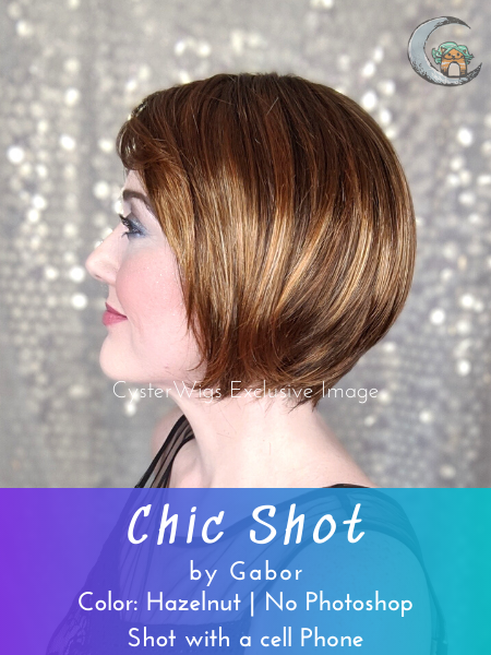 Chic Shot by Gabor in color: GL8/29 Hazelnut