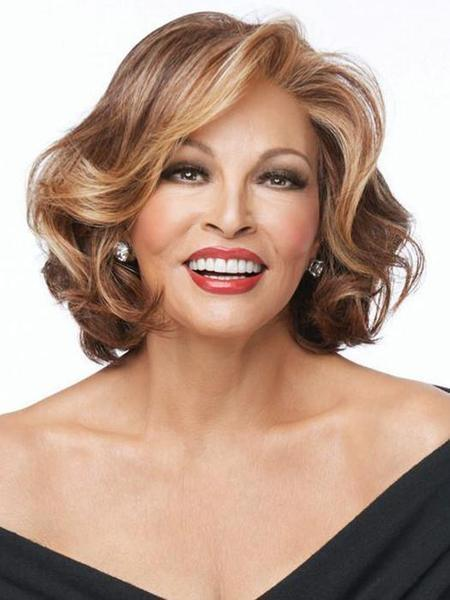 Crowd Pleaser by Raquel Welch, Color: RL29/25 (Golden Russett)