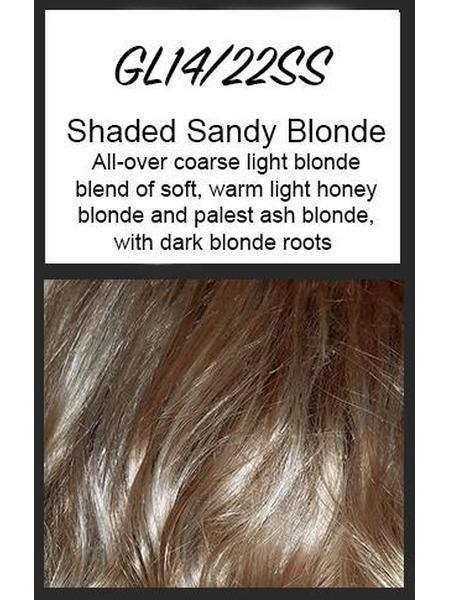 Au Naturel by Gabor, Color: GL14/22SS (Shaded Sandy Blonde) -- BEST DEAL!
