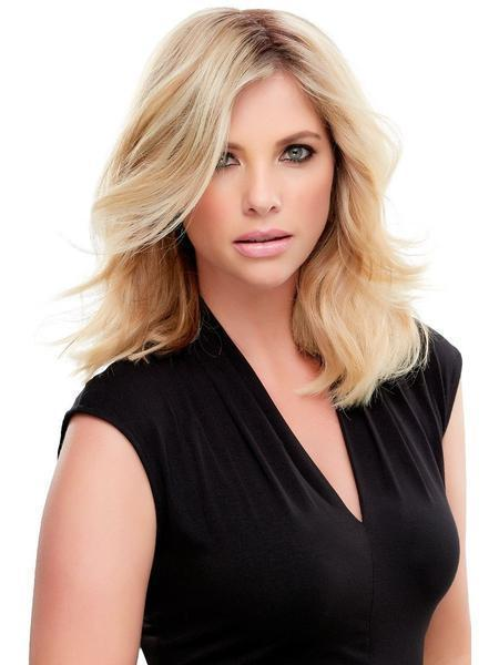 "EasiPart HD XL 12"" by EasiHair, Color: FS17/101S18 (Palm Springs Blonde) -- BEST DEAL!"