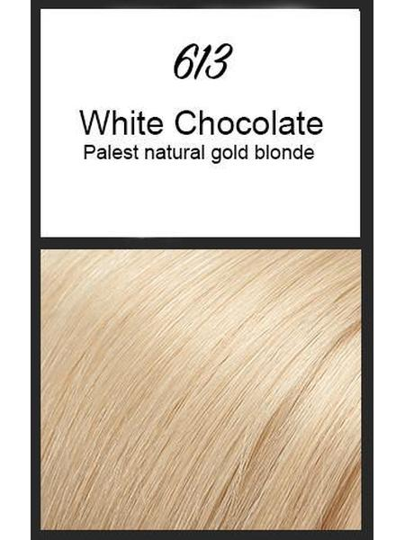 "easiPart HD XL 8"" by EasiHair, Color: 613 (White Chocolate)"