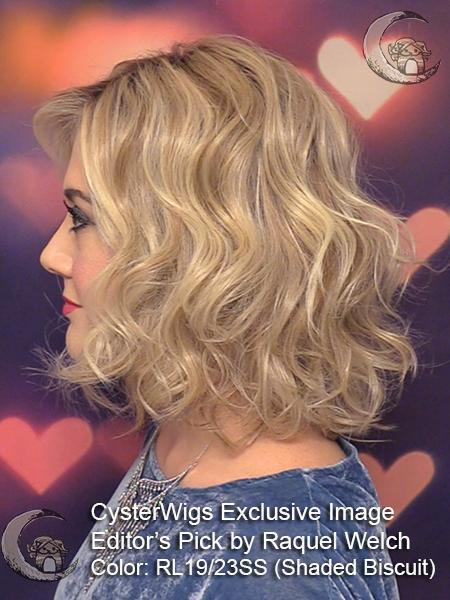 Editor's Pick by Raquel Welch, Color: RL6/8 (Dark Chocolate) -- BEST DEAL !