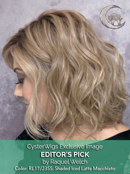 Editor's Pick by Raquel Welch, Color: RL9/24SS (Shaded Iced Cafe)