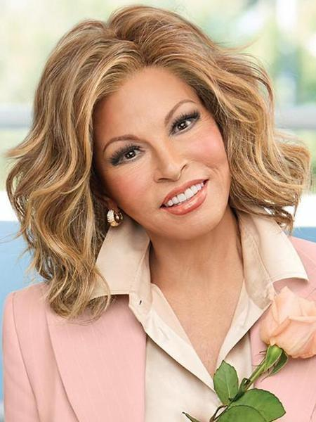 Editor's Pick by Raquel Welch, Color: RL14/22 (Pale Golden Wheat) -- BEST DEAL!