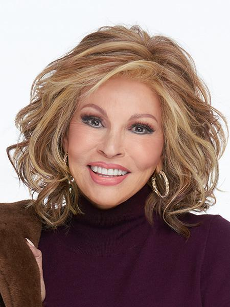 Editor's Pick Elite by Raquel Welch in color: RL29/25 Golden Russett