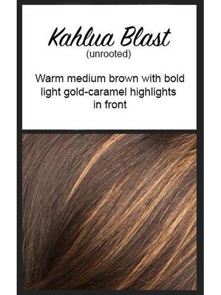 Emerson by Noriko, Color: Kahlua Blast