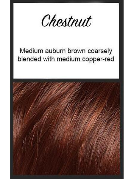 Emery by Noriko, Color: Chestnut -- BEST DEAL!