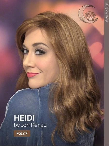 Heidi by Jon Renau, Color: FS4/33/30A (Midnight Cocoa)