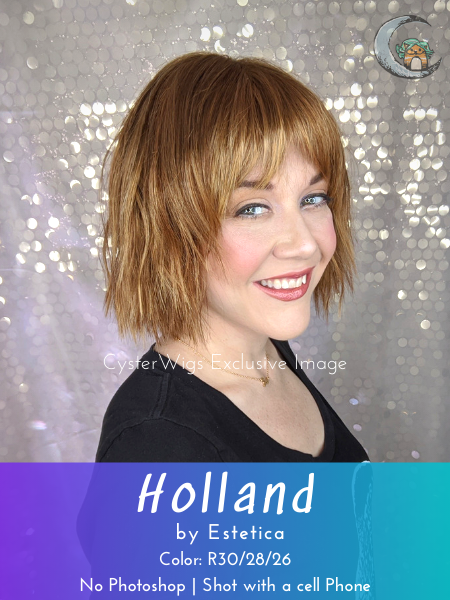 Holland by Estetica in color: R30/28/26