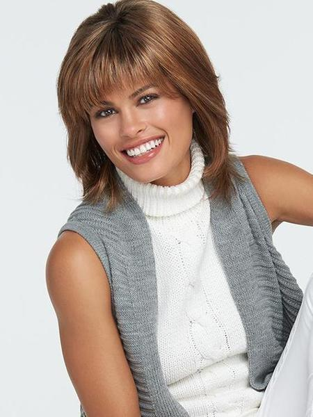 Infatuation Elite by Raquel Welch, Color: SS11/29 (Shaded Nutmeg)