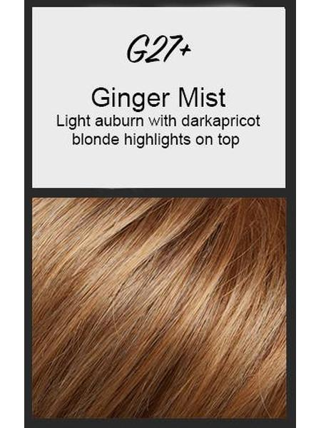 Innuendo by Gabor, Color: G27+ ( Ginger Mist)