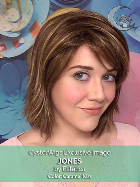 Jones by Estetica, Color: R12/26CH