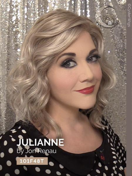 Julianne by Jon Renau, Color: 8RH14 (Hot Cocoa)