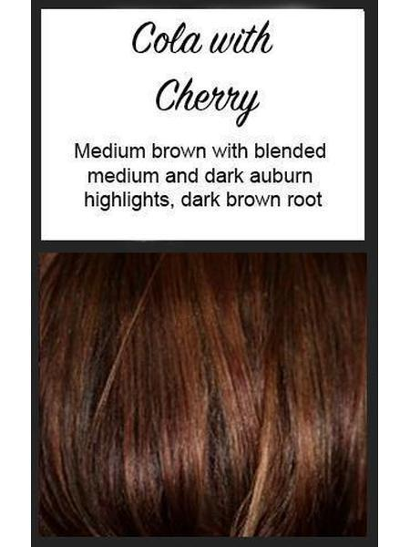 Kahlua by BelleTress, Color: Cola with Cherry