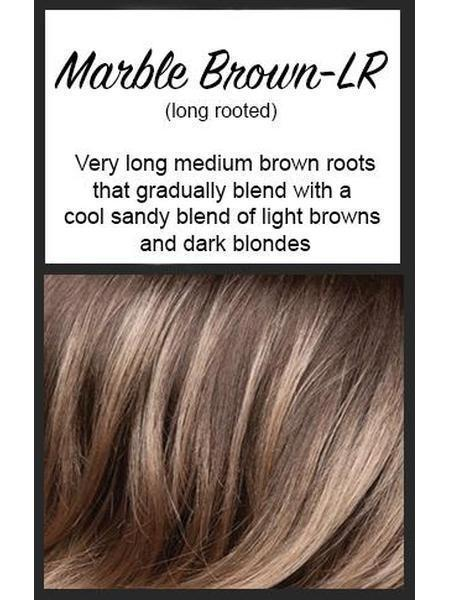 Kayla by Amore, Color: Marble Brown-LR -- BEST DEAL!