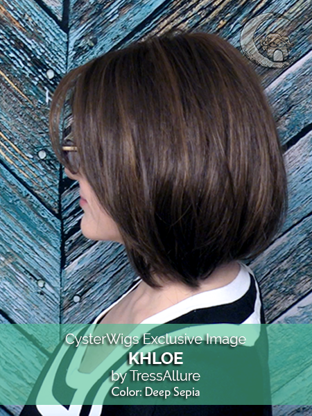 Khloe by TressAllure, Color: Mocha Gold -- BEST DEAL!