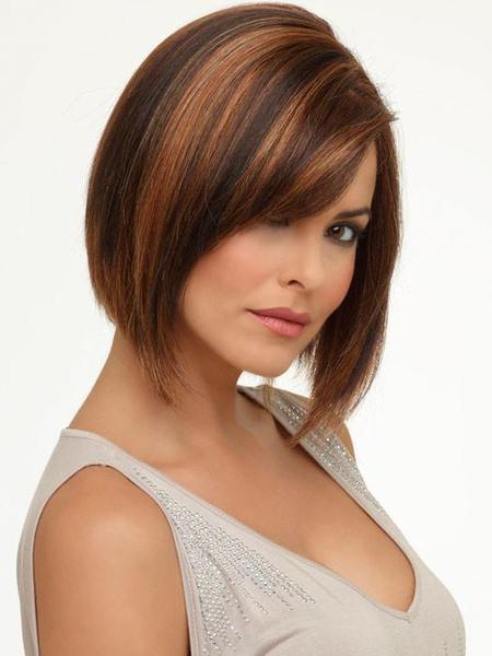 Kimberly by Envy (Alan Eaton), Color: Chocolate Caramel