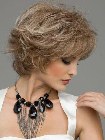 Kylie by Envy (Alan Eaton), Color: Mocha Frost -- BEST DEAL!