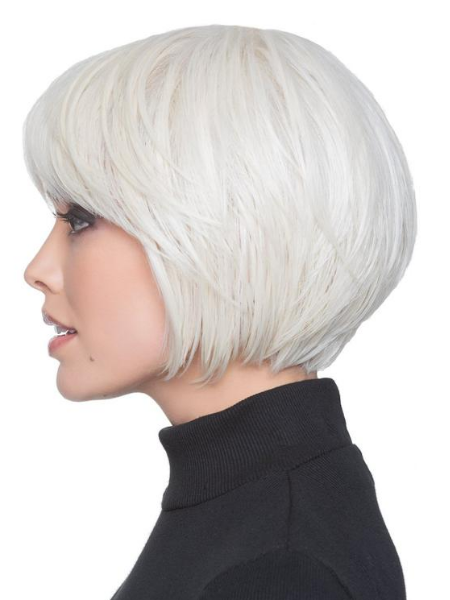 Le Bob by TressAllure, Color: 23R (Platinum Blonde) -- BEST DEAL!