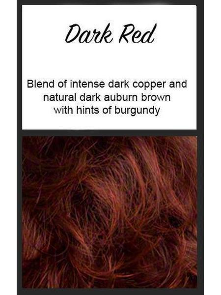 Bobbi by Envy (Alan Eaton), Color: Dark Red