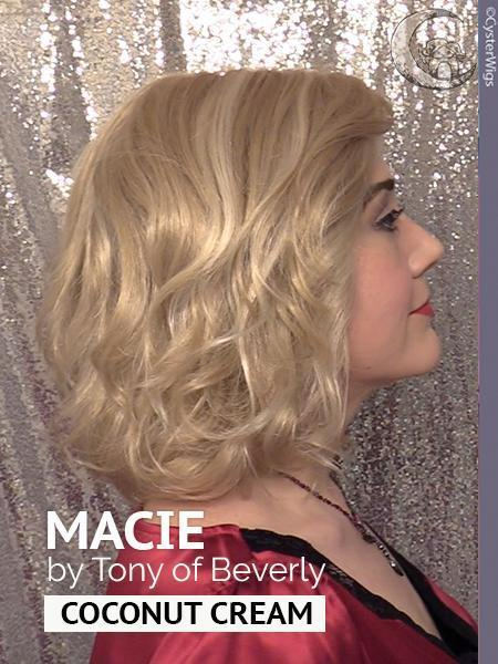 Macie by Tony of Beverly, Color: Caramel Kiss